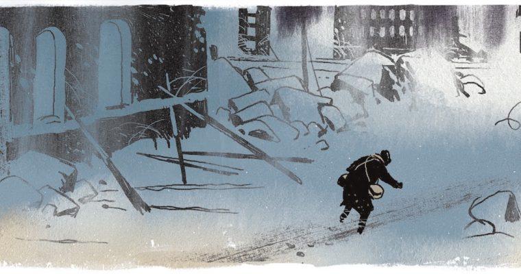 Stalingrad Khronika, la propagande en bulles