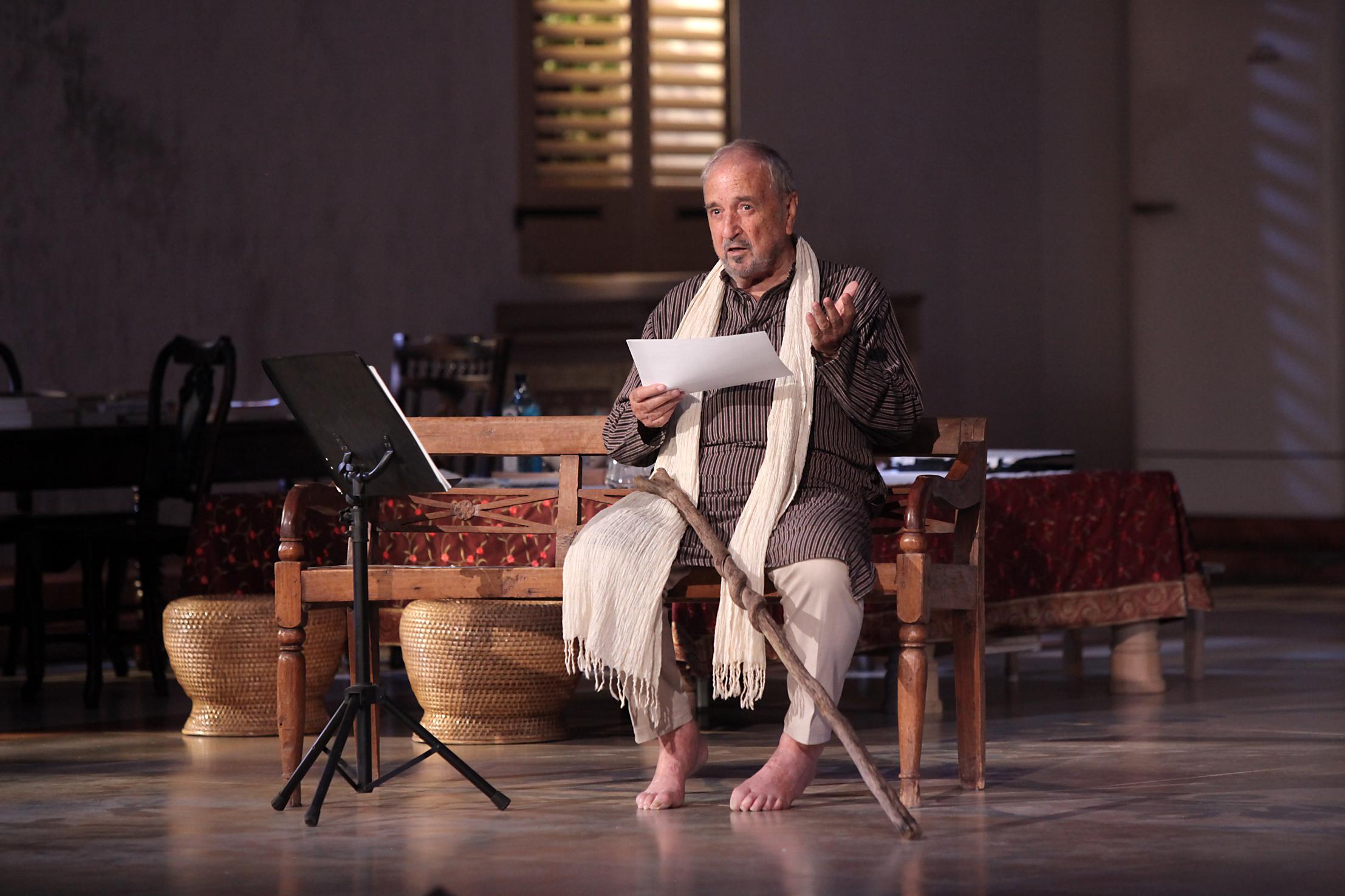 Jean-Claude Carrière s'empare du Mahabharata