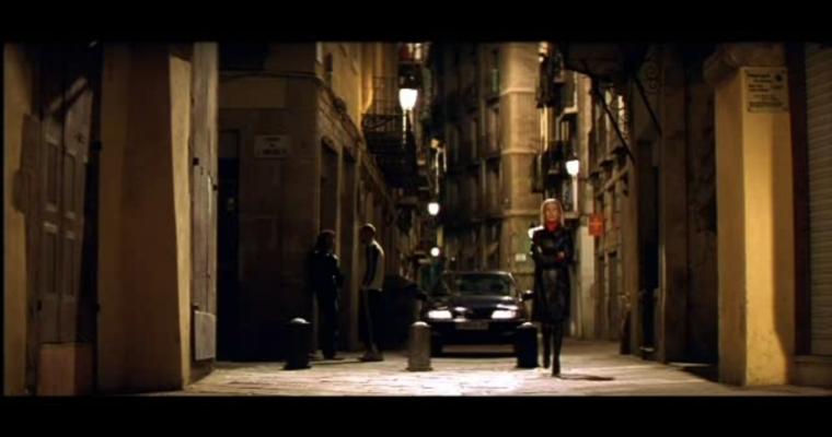 Barcelone, sur grand écran