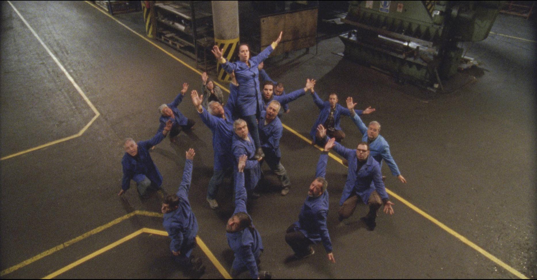L'usine de rien, film choral