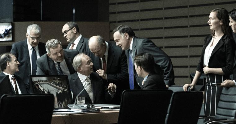 Adults in the room donne un visage à l'austérité